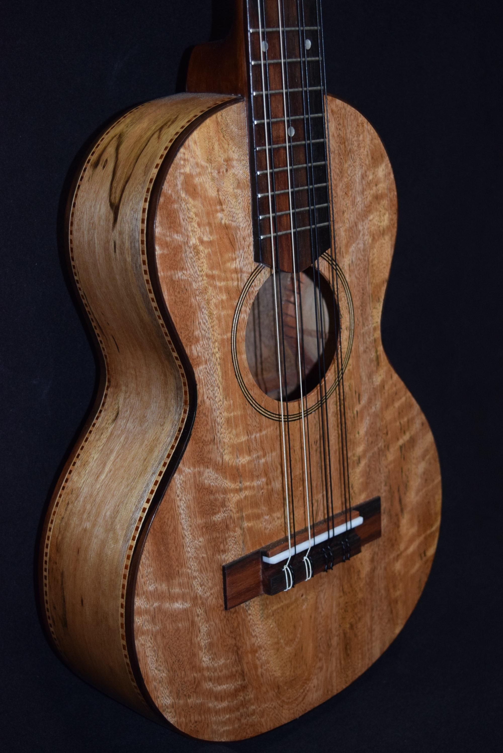 Mele Mango Baritone 8 String Mb8a Mele Ukulele The