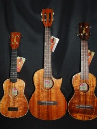 Mele Ukulele Custom series