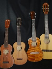Maui Ukulele Co., Hula Ukes & Other Brands